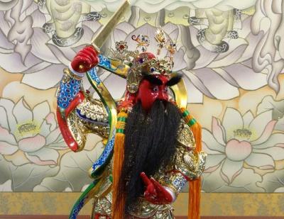 康元帥 - 台中丁朝山神佛雕刻鋪、神像雕刻